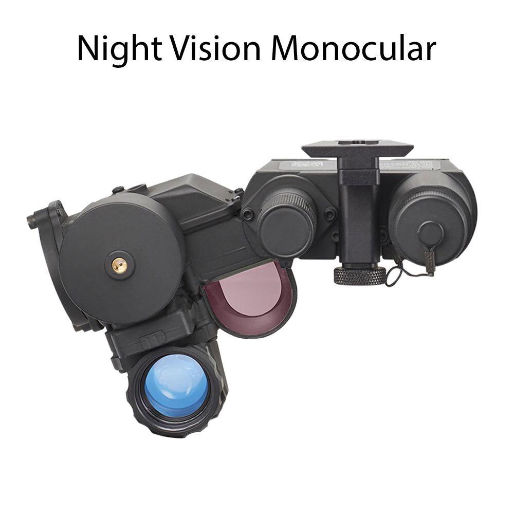 Steiner NVS-21 NV Low Profile Night Vision Monocular NVS-21M