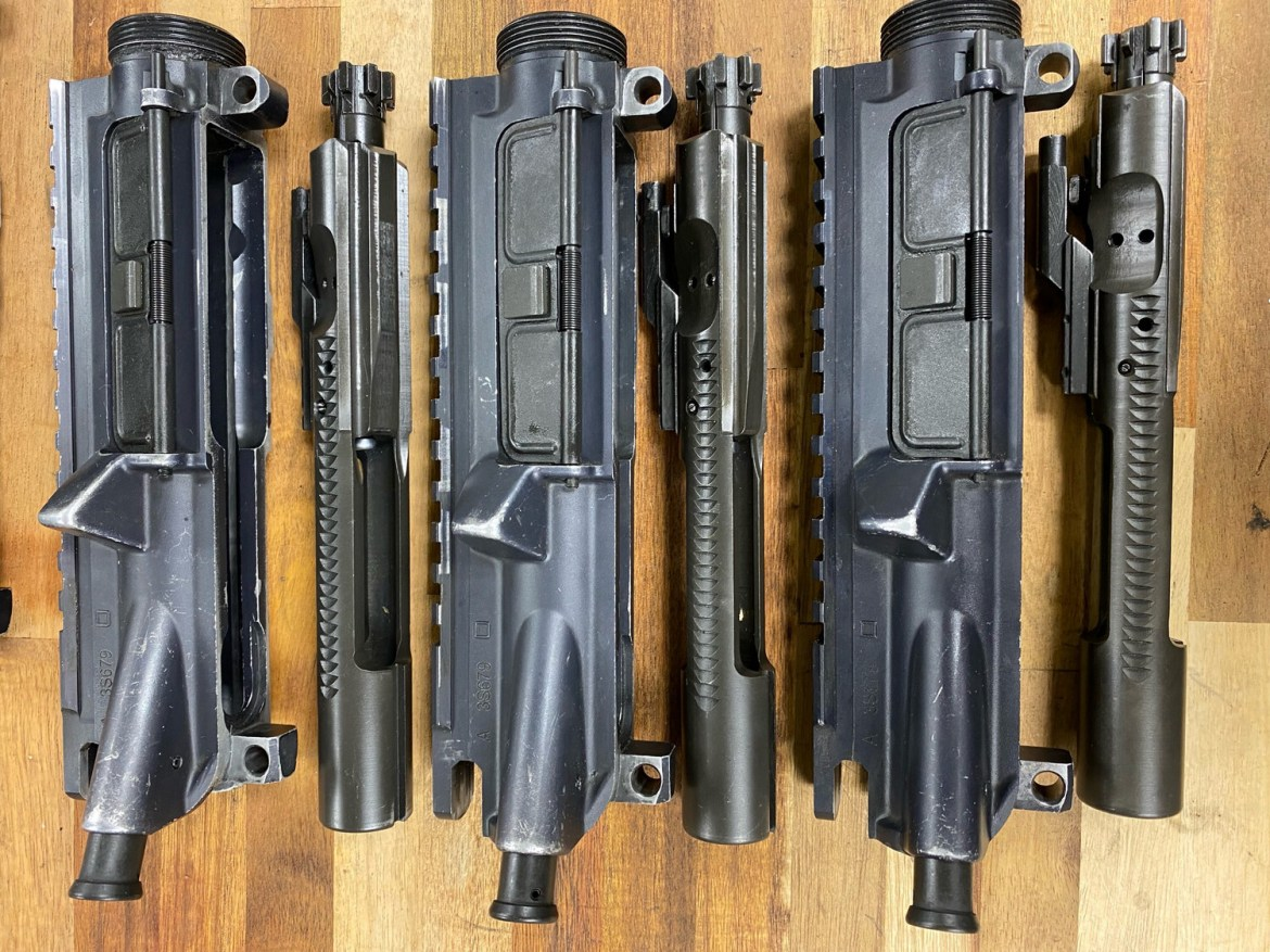 FN Upper And colt BCG Combo