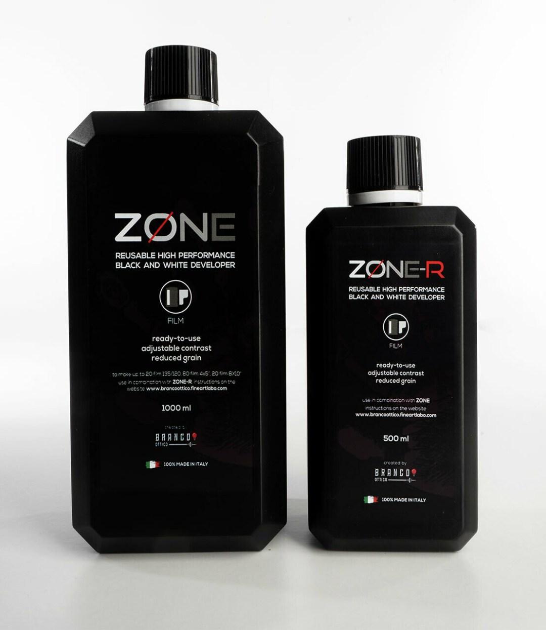 ZONE black and white film developer