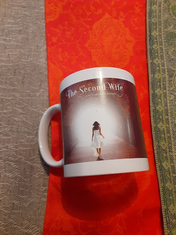 Paperback and Mug Bundle