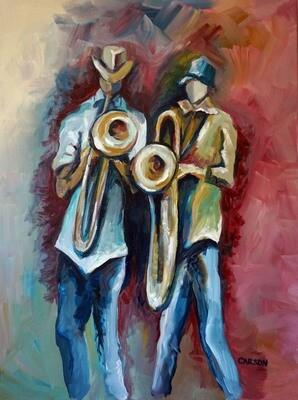 Jazz Jump Up