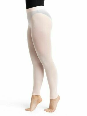 1917 Capezio Adult Footless Tights