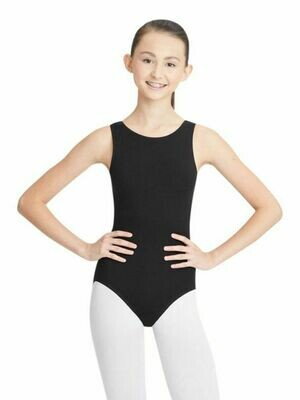 CC201  High Neck Tank Leotard