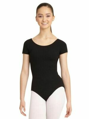 CC400 Adult Short Sleeve Leotard