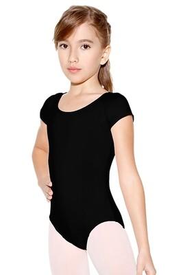 SL13 8-10 BLK Short Sleeve