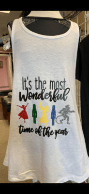 It's the most Wonderful time of the Year Tank