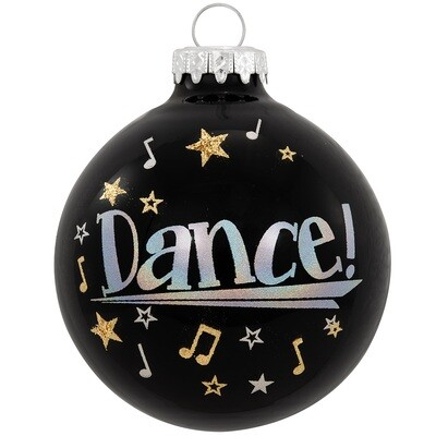 Dance Ornament