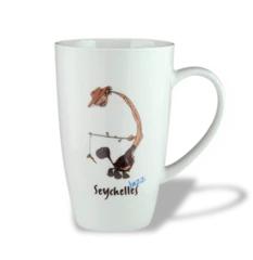 Seychelles Jazz Mugs