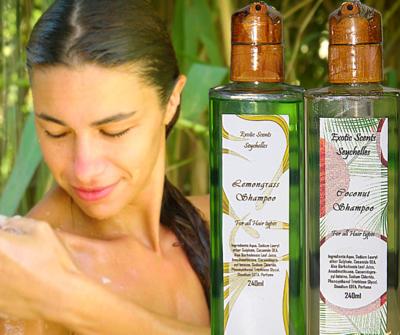 Seychelles Shampoo