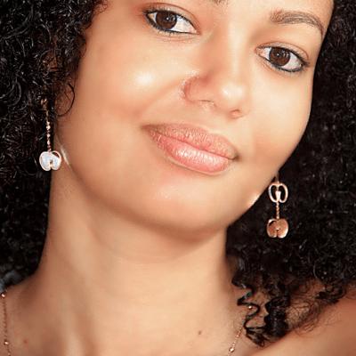 Coco de Mer Earrings