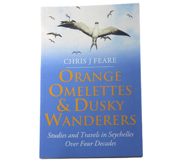 Orange Omelettes & Dusky Wanderers