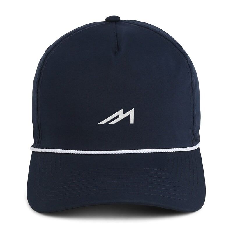 MarketScale Blue Rope Cap