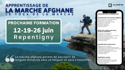 Apprentissage de la marche afghane 12-19-26 juin 2021