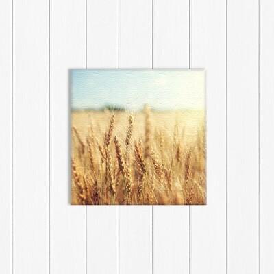 Fotolerret 30x30 på 2cm blindramme