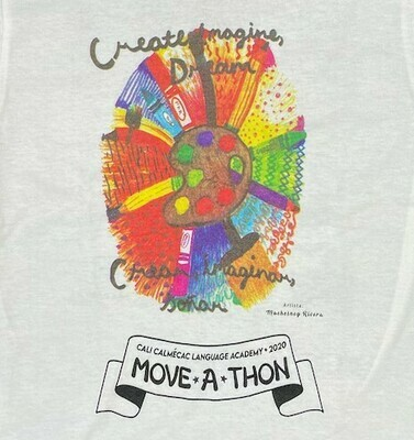 2020 Move-a-thon T-Shirt (Arte)