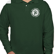 LONG SLEEVE POLO (2 colors): Camiseta polo de manga larga