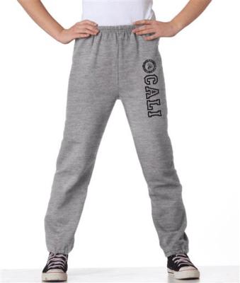 Youth Sweatpants - Gray / Pants para jovenes - color gris