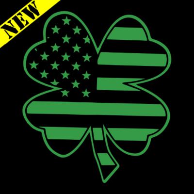 T-Shirt - Clover Flag