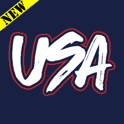 T-Shirt - USA