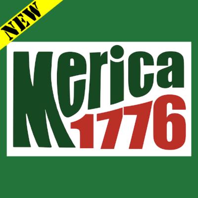 T-Shirt - Merica 1776