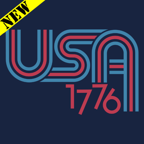 Hoodie - USA 1776