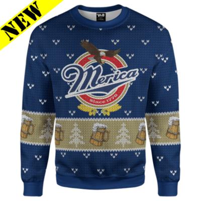 GH Christmas Sweater - Genuine Merica