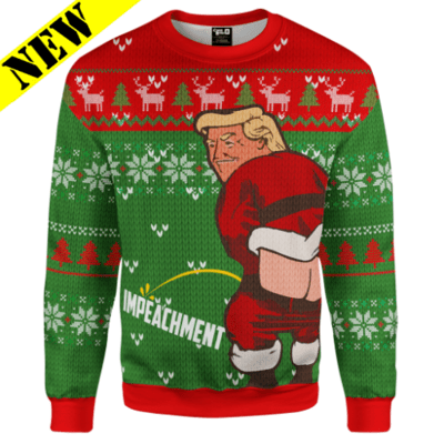 GH Christmas Sweater - Impeachment
