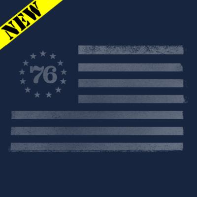 T-Shirt - 76 Ghost Flag