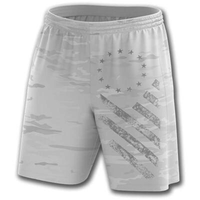 GH Shorts - Arctic Camo