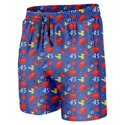 GH Swim Trunks - MAGA 45