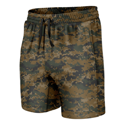 GH Swim Trunks - Digi Woodland Camo