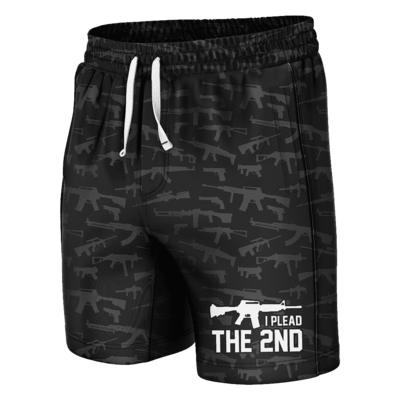 GH Swim Trunks - I Plead the 2nd