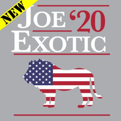 T-Shirt - Joe Exotic 2020 (Tiger)