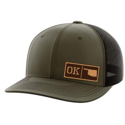 Hat - Homegrown Collection: Oklahoma
