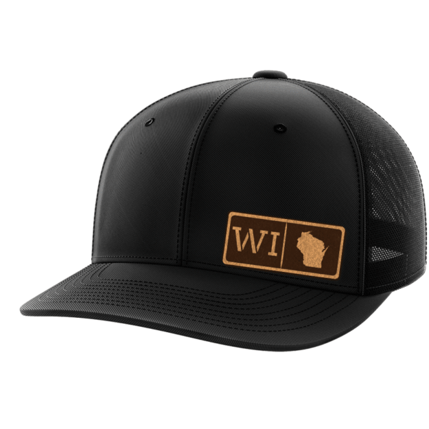 Hat - Homegrown Collection: Wisconsin