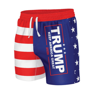 GH Swim Trunks - Trump 2020 (Shorties)