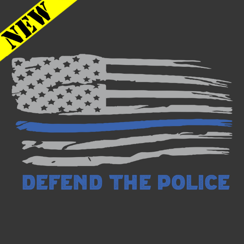 T-Shirt - Defend the Police