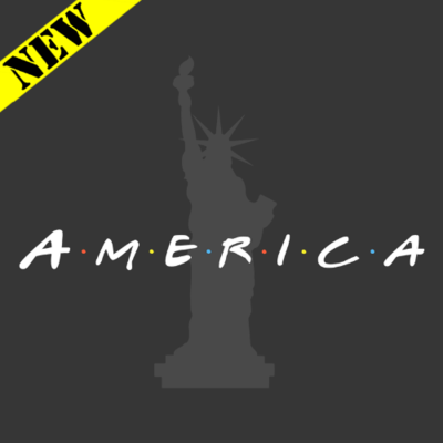 T-Shirt - America Friends