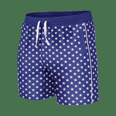 GH Swim Trunks - Stars, No Bars (Shorties)
