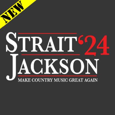 T-Shirt - Strait Jackson 2024