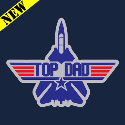 T-Shirt - Top Dad