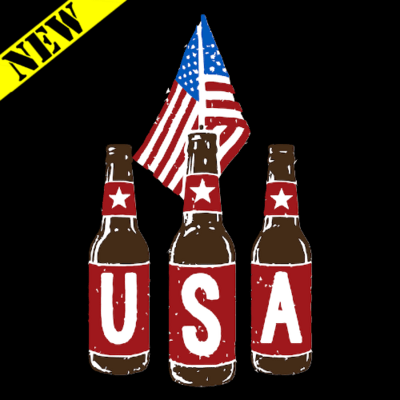 T-Shirt - USA Cold Ones