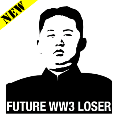 T-Shirt - Future WW3 Loser