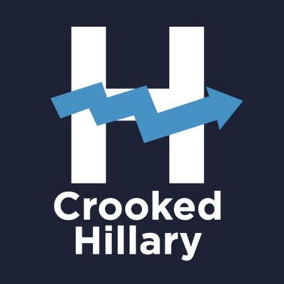 T-Shirt - Crooked Hillary