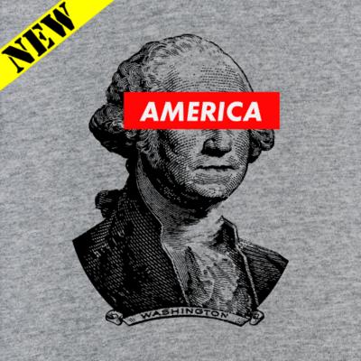 T-Shirt - Washington America