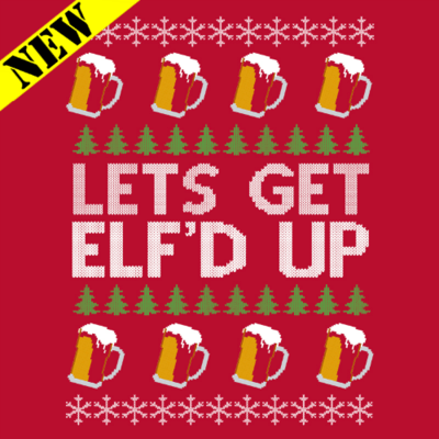 Sweatshirt - Christmas Sweater - Elf'd Up