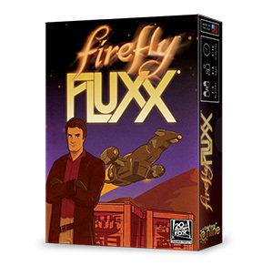Firefly Fluxx (Card Game)