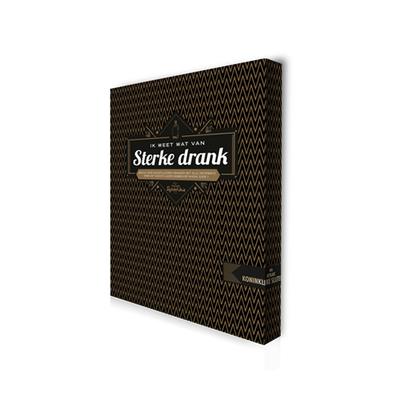 Cursusboekje: Ik weet wat van sterke drank - SDEN-Niveau 1