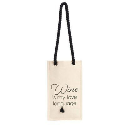 Wine is my Love Bag