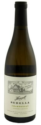 Hanzell Sonoma Sebella Chardonnay